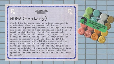 These Drugs Were Scripts Before They Hit the Streets