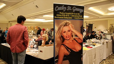 I Went to a Convention for Old, Washed-Up Celebrities