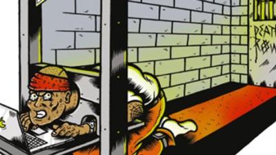 Correspondre avec un condamné à mort