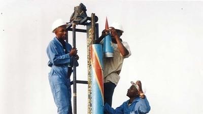Salut le programme spatial congolais, ça roule ?