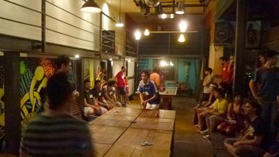 El ping pong con obstáculos: la utopía del mañana, hoy