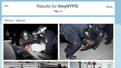 Everyone's Tweeting Photos of Police Brutality Thanks to a Failed NYPD Hashtag