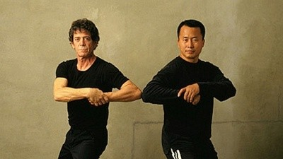 Remembering Lou Reed the Martial Artist