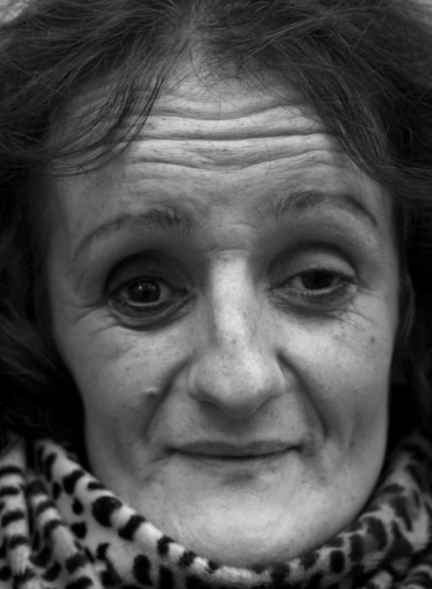 De Britse fotograaf Daniel Castro Garcia portretteerde Amsterdammers