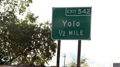 We brachten een bezoek aan Yolo in Californië