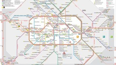 Welcher Song ist deine U-Bahn-Linie? Berlin Edition