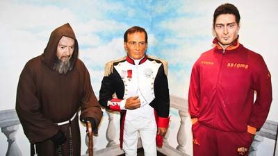 Fatti bene - Una visita al Museo delle cere di Roma