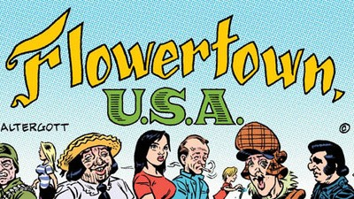 Flowertown, USA