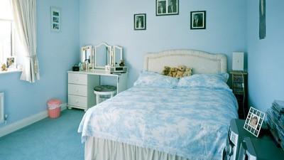 Fotos de habitaciones de niños que han muerto