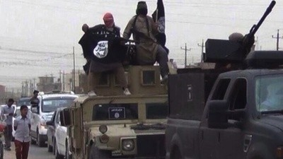 ISIS Insurgents Have Almost Surrounded Baghdad
