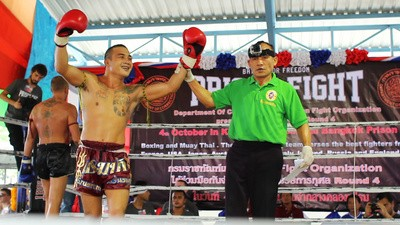Thai Prison Fights