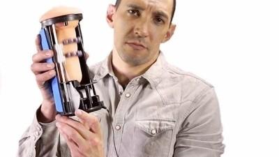 Dieser Mann hat die ultimative Blowjob-Maschine erfunden