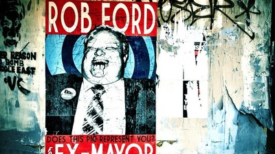 Toronto Mayor Rob Ford Is Finally Going to Rehab