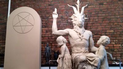 El Capitolio de Oklahoma podría albergar una estatua del diablo