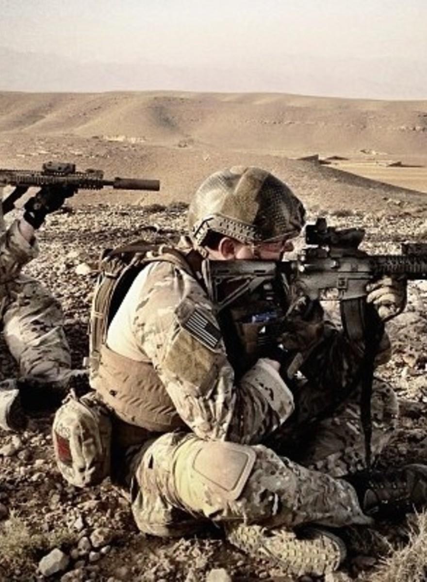 El community manager de fotos de Facebook es fotógrafo de guerra