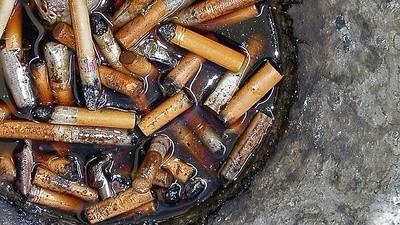 I corpi se smettere di fumare sono restaurati