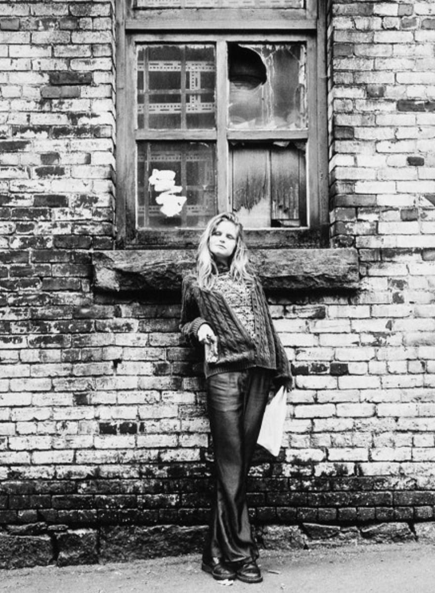 Lincoln Clarkes fotografió a las drogadictas de Vancouver en los años noventa