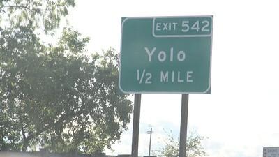Udělal jsem si výlet do města YOLO