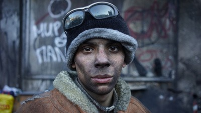 Kiev: Faces from the Front Line