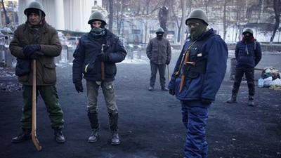 Kiev's Ice-Hardened Few