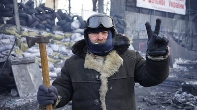 Protests and Bloodshed Show No Signs of Stopping in Kiev