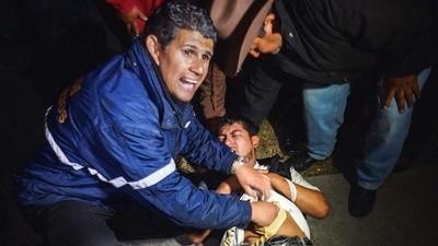 Riding Shotgun to Murder Scenes with Guatemala City's Overworked Volunteer Paramedics