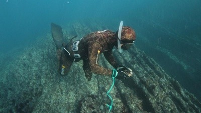 This Portuguese Barnacle Diver Is Risking His Life for Your Dinner