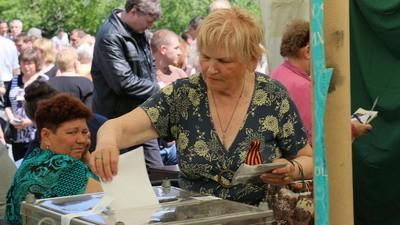De geboorte van de zelfbenoemde Volksrepubliek Donetsk