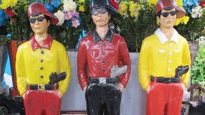 Les gangsters sacrés du Venezuela