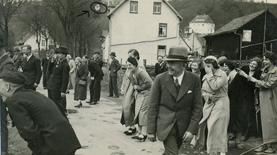 Nazi-Era Snapshots and the Banality of Evil