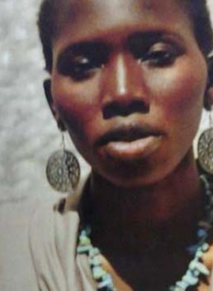 Their Side of the South Sudan Story: Nyakong Thok, Refugee Turned Model