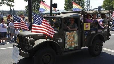 Het Amerikaanse leger staat op het punt om transgenders te accepteren