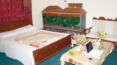Hoteles con encanto en zonas de conflicto