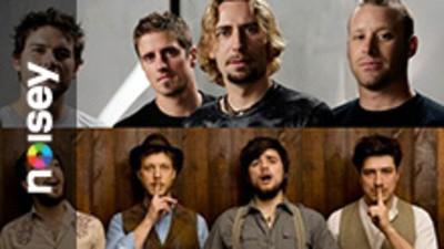 Zijn ze echt zo kut? Nickelback en Mumford & Sons