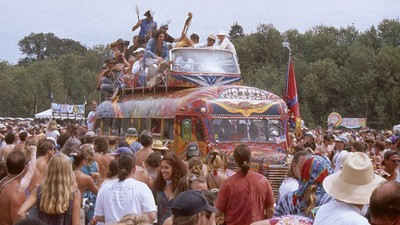 Ken Kesey's Son Is Planning a Sequel to His Dad's Legendary, Acid-Fueled Bus Trip