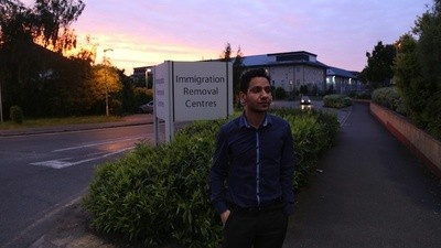 Britain Might Deport a Bahraini Dissident to a Country that Hates Him