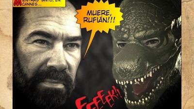 Jaime Rosales contra Godzilla, la misma lucha