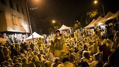 The Sunflower Revolt: Protests in Taiwan