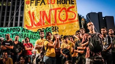 De FIFA heeft een deel van het Braziliaanse woordenboek geclaimd