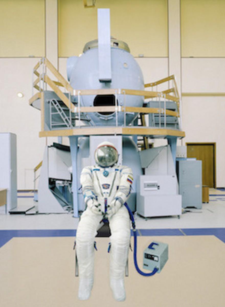 Edgar Martins explora la Agencia Espacial Europea