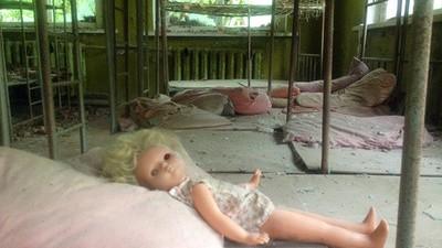 No está prohibido follar en Chernóbil