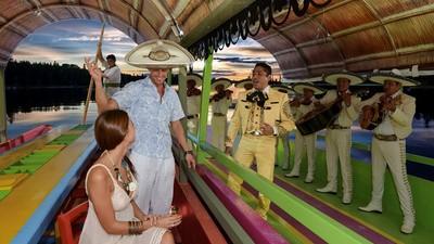Xoximilco Xcaret llenará de mierda la Riviera Maya