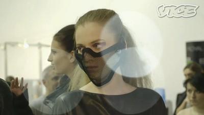 La semana de la moda de Ucrania