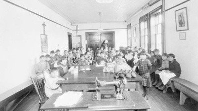 """A """"Horrific"""" First Nations Education Bill Is Stirring Up Memories of Residential Schools"""