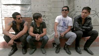 Los Monjo en el Burnouts in Baja Vol. 1