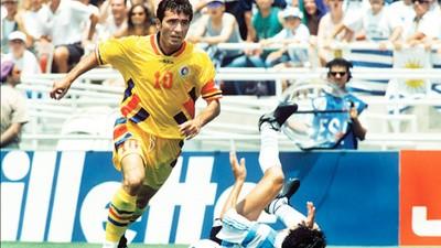 USA '94: Romania-Argentina, la partita più bella di sempre?