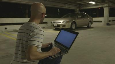 Como piratear um carro