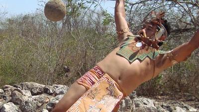 La pelota mesoamericana: el origen de todo esto