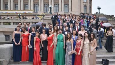 Oscarurile se decernează la Liceul Sfântul Sava