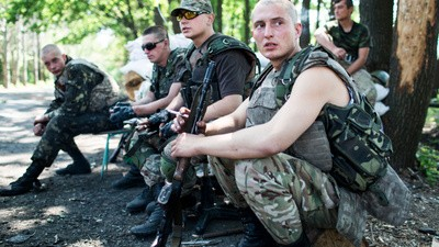 Sloviansk Residents Flee as Violence Escalates